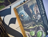 1° Edición Fixionaria Historias Ilustradas