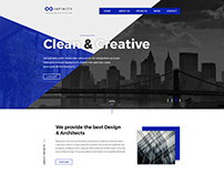 One Page WordPress