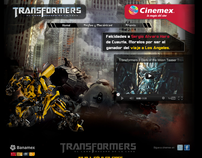 Transformers cinemex