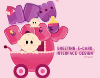 Interface Design || Greeting E-card