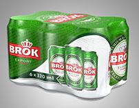 Brok Export 6 pack