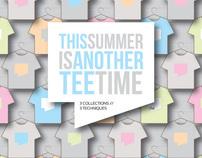 GraphicSpeaks® Summer Tee Shirts