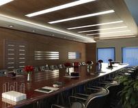 Mazco Industries Office Interior