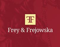 Kancelaria Frey & Frejowska - branding
