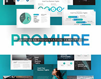 Promiere Business Presentation Template