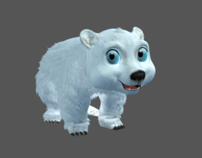 Ice Age Village - Polar Bears