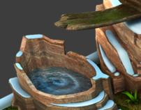 Ice Age Village - Dunk Tank Habitat