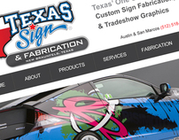 Texas Sign & Fabrication