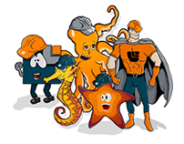 Aker Solutions - Mascot