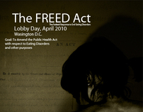 FREED Act Poster