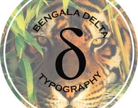 Bengala Delta Typography