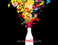 Coca-Cola (Middle East ) - Interactive Design