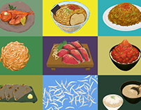 Shizuoka food 2 (for exhibition).