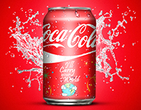 CocaCola Coldplay Can Design
