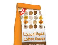 Omega Coffee Rebranding