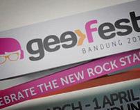 Geekfest Video Promo