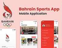Bahrain Sports App