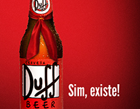 Duff Beer - Advertising