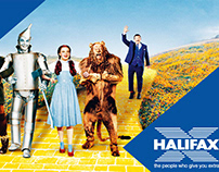 Alan Powdrill 'Halifax-Wizard of Oz'