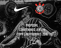 Proposal Corinthians Jersey Copa Libertadores 2016