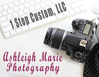 Ashleigh Marie Photography Banner