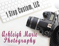 Ashleigh Marie Photography Banner