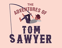Motion Title Sequence - Adventures of tom sawyer