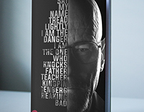 Breaking Bad - Book Cover