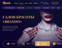 BRANDO - beauty saloon