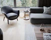 LAM21 interior design
