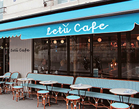 Letu Cafe Logo