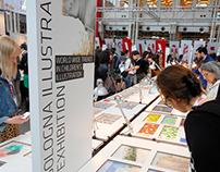 Bologna illustrators Exhibition 2017