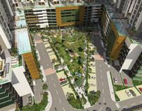 Proyecto City Garden Panama