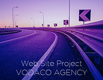 Vodaco Agency Web Site Project