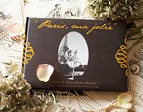 """""""Paris, ma jolie"""" - livre d'art photographique"""