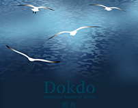 Dokdo, the Beautiful Island of Korea