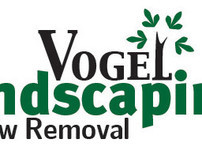 Vogel Landscaping And Snow Removal (Logo)