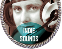 Indie Sounds Mini Site