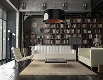 Interior №1,№2