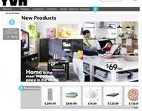 Decorating house online  web app