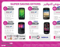 One Mobile newspaper ad