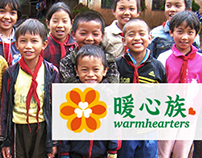 Warmhearters Web design