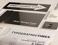 STUDENT WORK | First Things First (ISTD)
