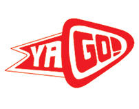 "Logotype for ""YA GO"" from company ""KIDDISVIT"""