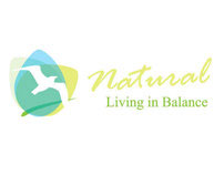 Natural Living in Balance identity package