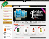 Microshopper website redesign