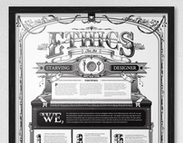 Ethics for the Starving Designer - The Manifesto