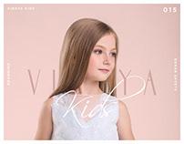 VINEYA KIDS | Dress Boutique Branding