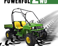 John Deere - Digital Display Ads