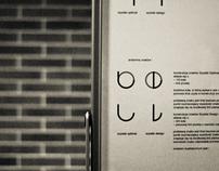 krój pisma szydab - typografia